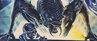 Creepozoids - 1987, Film, Skräckfilm, Science fiction