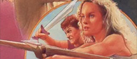Future Hunters - 1988, Film, Action, Flimmer Duo, Science fiction