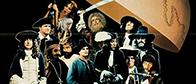 Kapten Gulskägg - Havets fasa - 1983, Film, Komedi, Monty Python, Peter Boyle