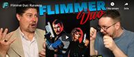 Runaway (Flimmer Duo) - 1984, Film, Flimmer Duo, Science fiction, Gene Simmons