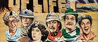 Monty Pythons Meningen med livet - 1983, Film, Komedi, Monty Python, John Cleese